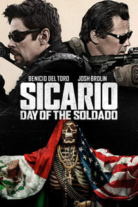 Sicario: Day of The Soldado | HD Movies Anywhere Code Ports to Vudu, iTunes, GP - Movie Sometimes