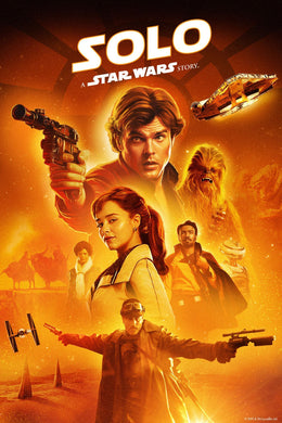 Solo: A Star Wars Story | HD Google Play Code Ports to Movies Anywhere Vudu iTunes - Movie Sometimes