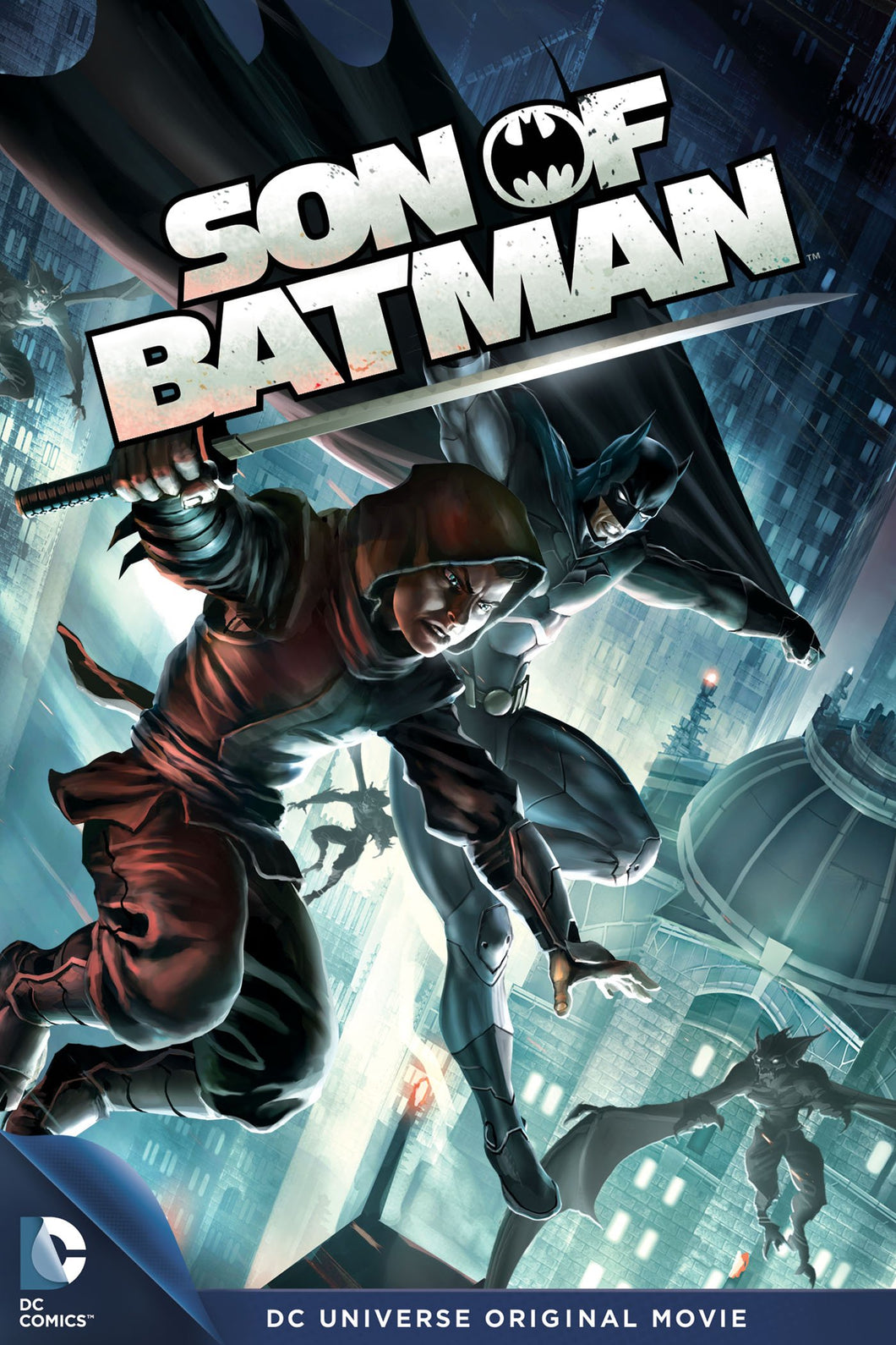 Son of Batman | HD Movies Anywhere Code Ports to Vudu, iTunes, GP - Movie Sometimes