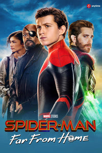Spider-Man: Far From Home | HD Movies Anywhere Code Ports to Vudu, iTunes, GP - Movie Sometimes