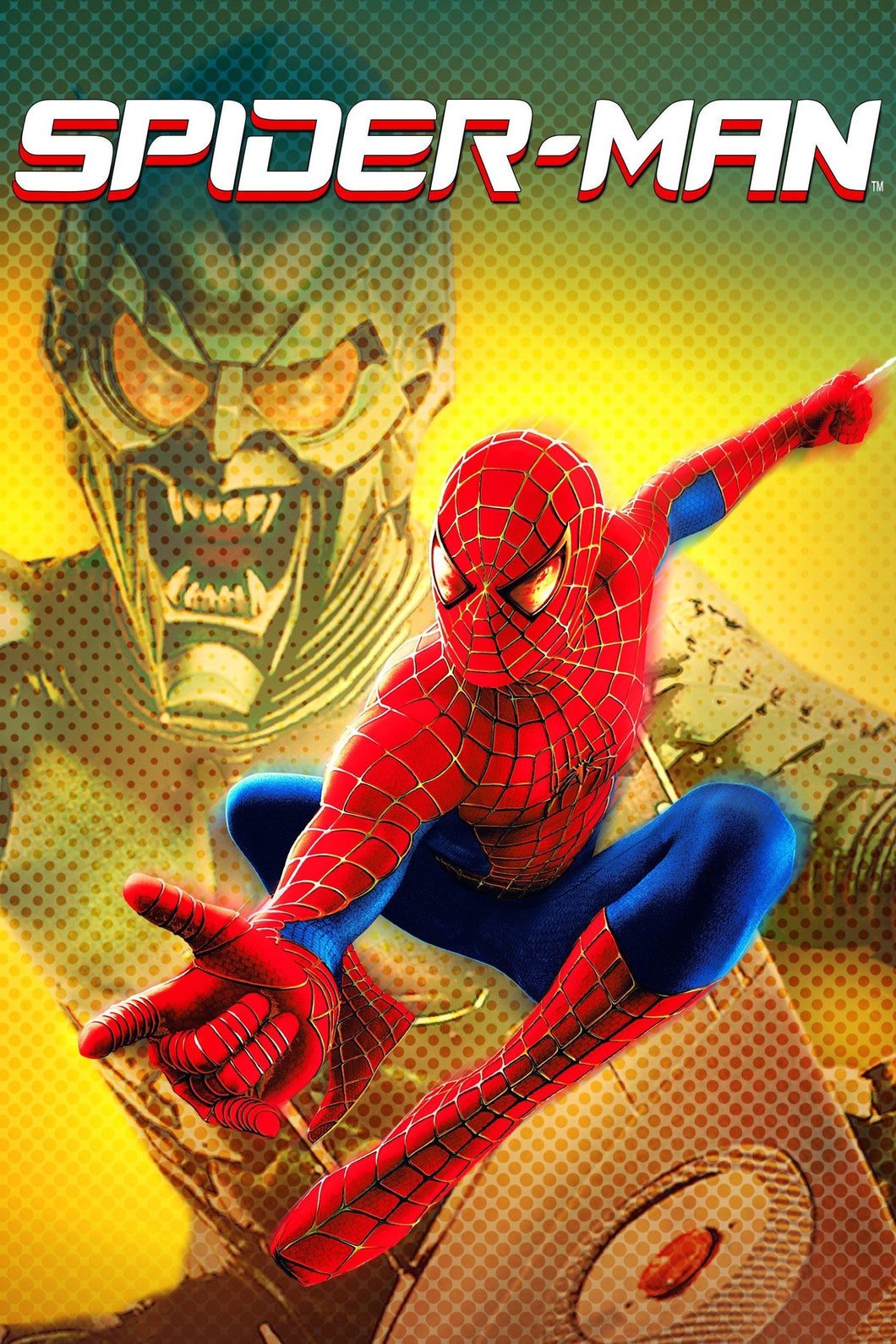 Spider-Man | HD Movies Anywhere Code Ports to Vudu, iTunes, GP - Movie Sometimes