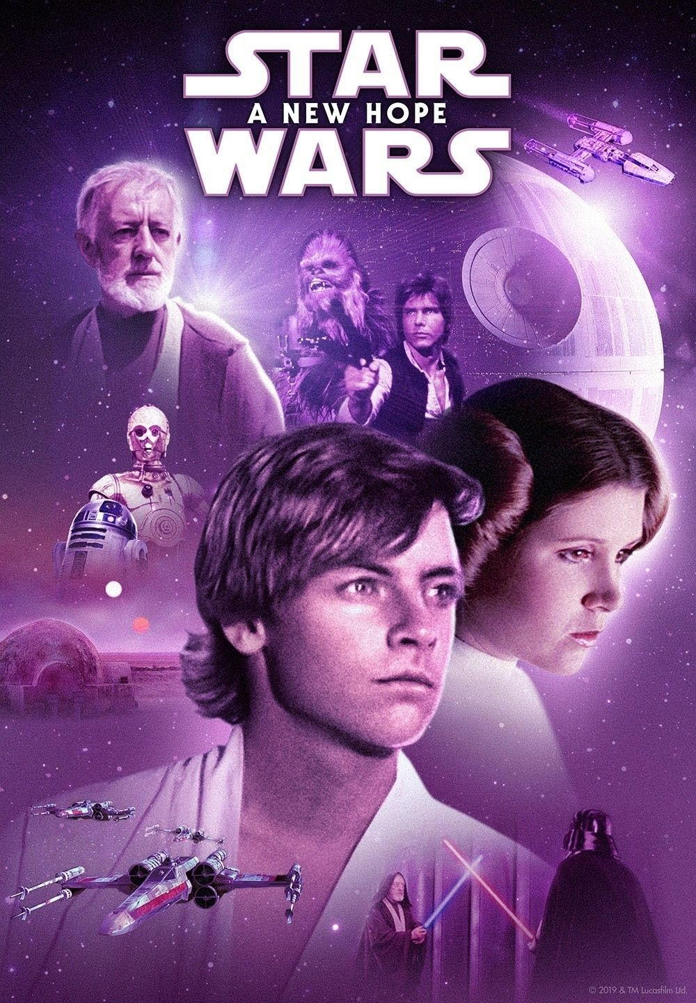 Star Wars: A New Hope | 4K UHD Movies Anywhere Code Ports to Vudu, iTunes, GP - Movie Sometimes