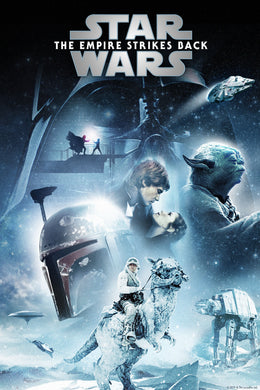 Star Wars: The Empire Strikes Back | 4K UHD Movies Anywhere Code Ports to Vudu, iTunes, GP - Movie Sometimes