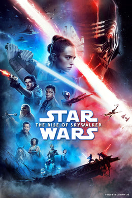 Star Wars: The Rise of Skywalker | HD Movies Anywhere Code Ports to Vudu, iTunes, GP - Movie Sometimes