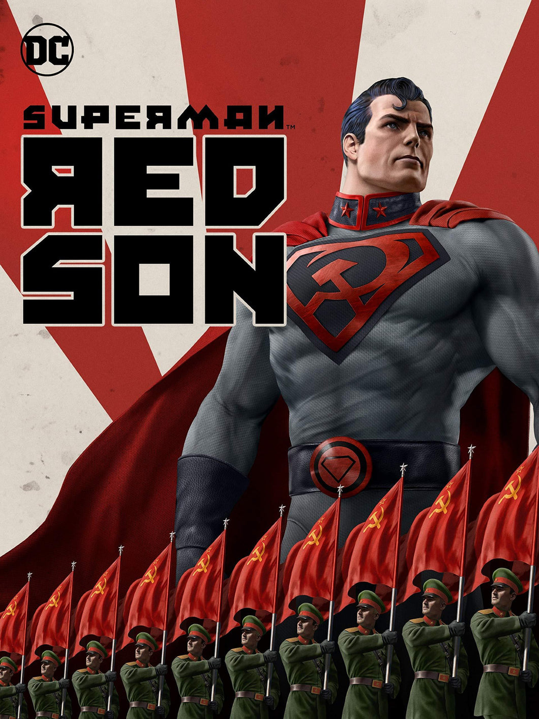 Superman: Red Son | HD Movies Anywhere Code Ports to Vudu, iTunes, GP - Movie Sometimes
