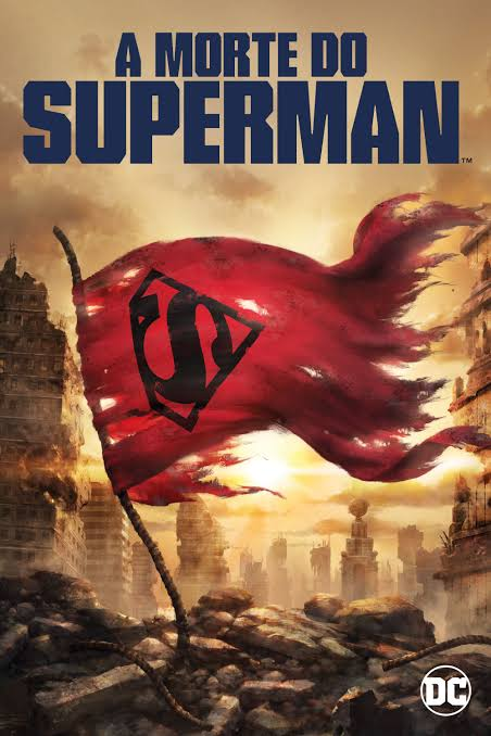 The Death of Superman | 4K UHD Movies Anywhere Code Ports to Vudu, iTunes, GP - Movie Sometimes