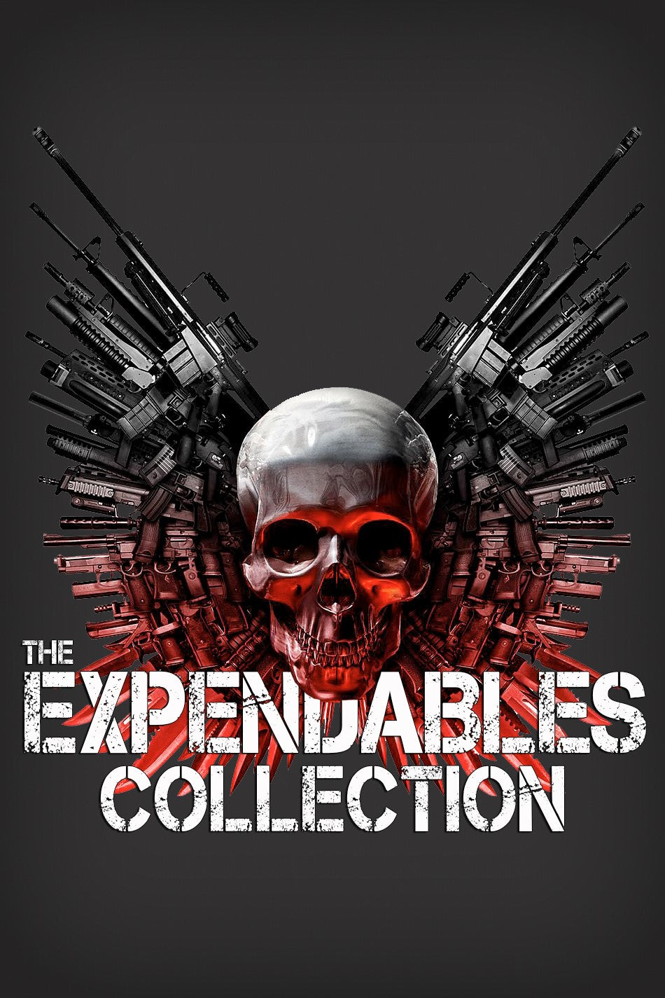 The Expendables Collection 1,2 & 3 HD (Vudu)