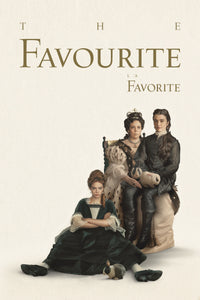 The Favourite HD Movies Anywhere - Vudu, iTunes