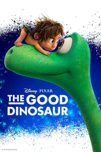 The Good Dinosaur | 4K UHD Movies Anywhere Code Ports to Vudu, iTunes, GP - Movie Sometimes