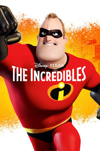 The Incredibles | HD Google Play Code Ports to Movies Anywhere, Vudu, iTunes - Movie Sometimes