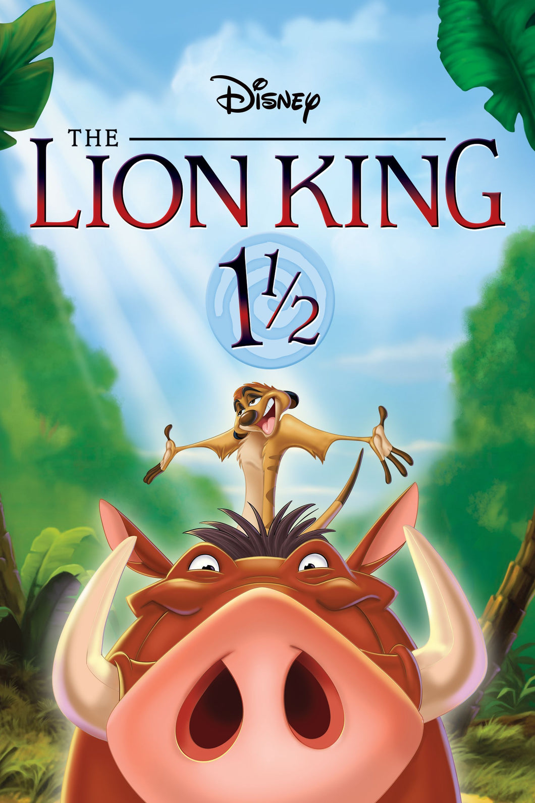 The Lion King 1 1/2 | HD Movies Anywhere Code Ports to Vudu, iTunes, GP - Movie Sometimes