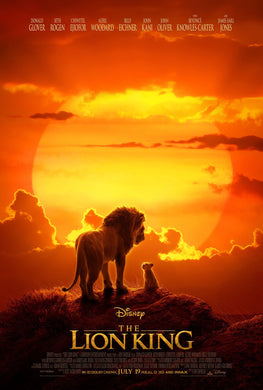 The Lion King (2019) | HD Movies Anywhere Code Ports to Vudu iTunes GP - Movie Sometimes