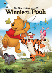 The Many Adventures Of Winnie The Pooh HD Google Play - Movies Anywhere, Vudu, iTunes