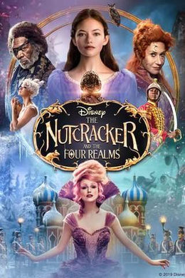 The Nutcracker and the Four Realms | HD Google Play Code Ports to Movies Anywhere, Vudu, iTunes - Movie Sometimes