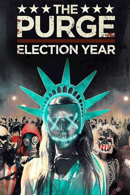 The Purge: Election Year | 4K UHD Movies Anywhere Code Ports to Vudu, iTunes, GP - Movie Sometimes