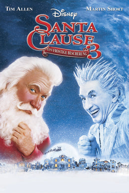 The Santa Clause 3: The Escape Clause | HD Google Play Code Ports to Vudu, iTunes, MA - Movie Sometimes
