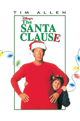 The Santa Clause | HD Google Play Code Ports to Movies Anywhere, Vudu, iTunes - Movie Sometimes