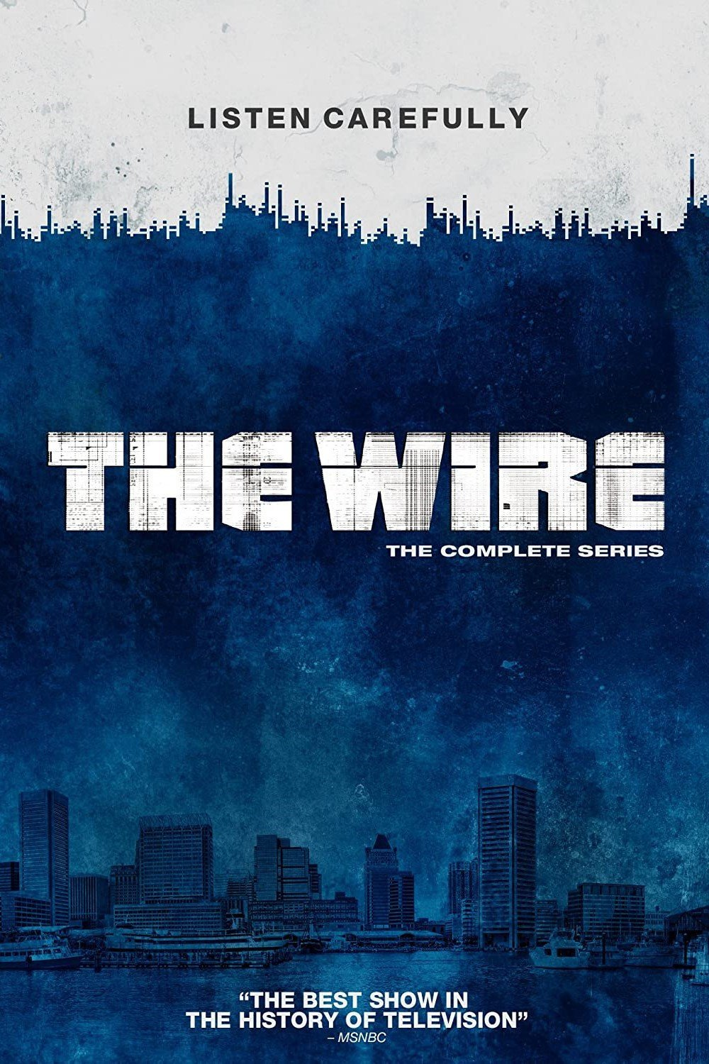 The Wire: The Complete Series | HD Google Play Code - Movie Sometimes