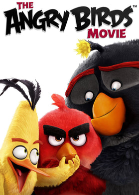 The Angry Birds Movie | HD Movies Anywhere Code Ports to Vudu, iTunes, GP - Movie Sometimes