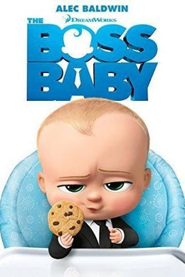 The Boss Baby | HD Movies Anywhere Code Ports to Vudu, iTunes, GP - Movie Sometimes