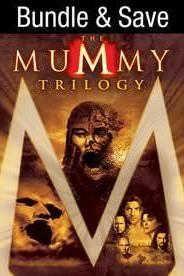 The Mummy Collection Trilogy (Bundle) | 4K UHD Movies Anywhere Code Ports to Vudu, iTunes - Movie Sometimes