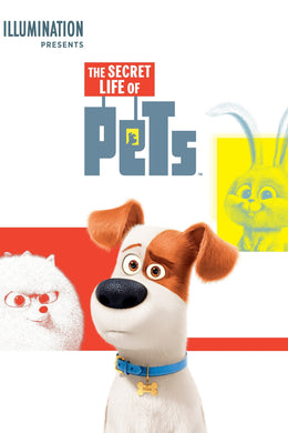 The Secret Life of Pets | HD Movies Anywhere Code Ports to Vudu, iTunes - Movie Sometimes