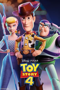 Toy Story 4 | HD Movies Anywhere Code Ports to Vudu, iTunes, GP - Movie Sometimes