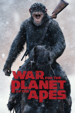 War for The Planet of The Apes | HD Movies Anywhere Code (Vudu, iTunes, GP) - Movie Sometimes
