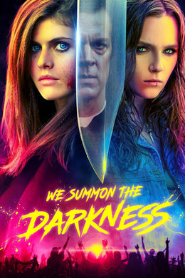 We Summon the Darkness | HD Vudu or iTunes Code - Movie Sometimes