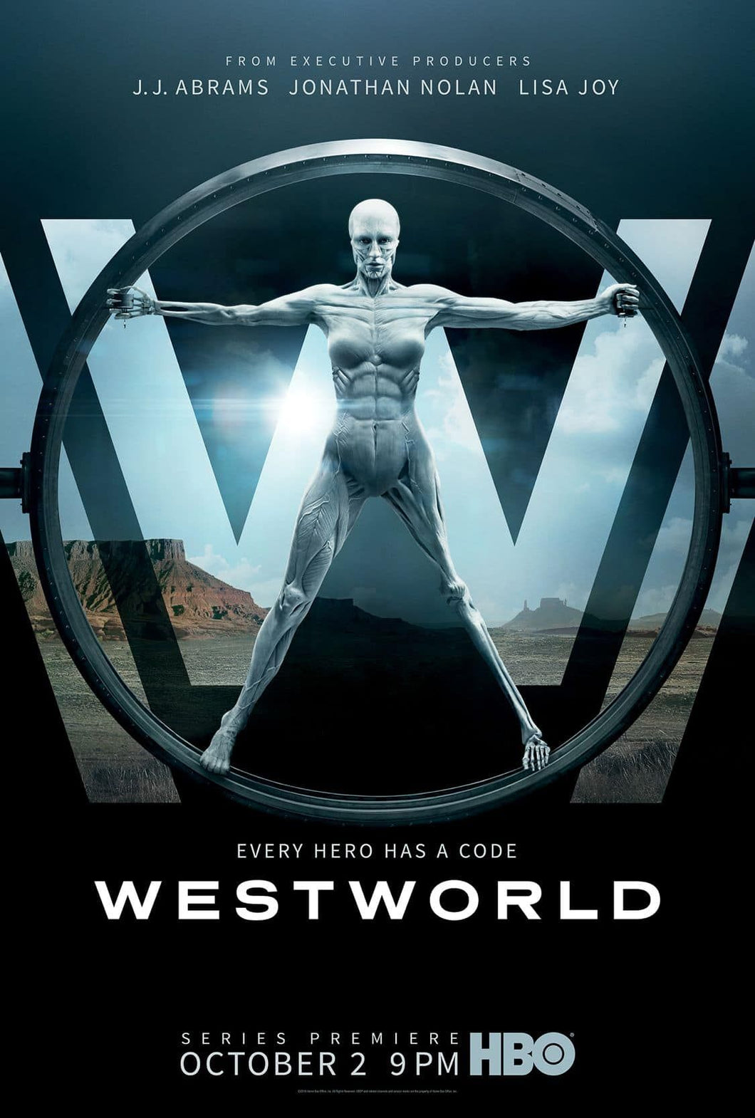 Westworld: Season 1 | HD Vudu Code - Movie Sometimes