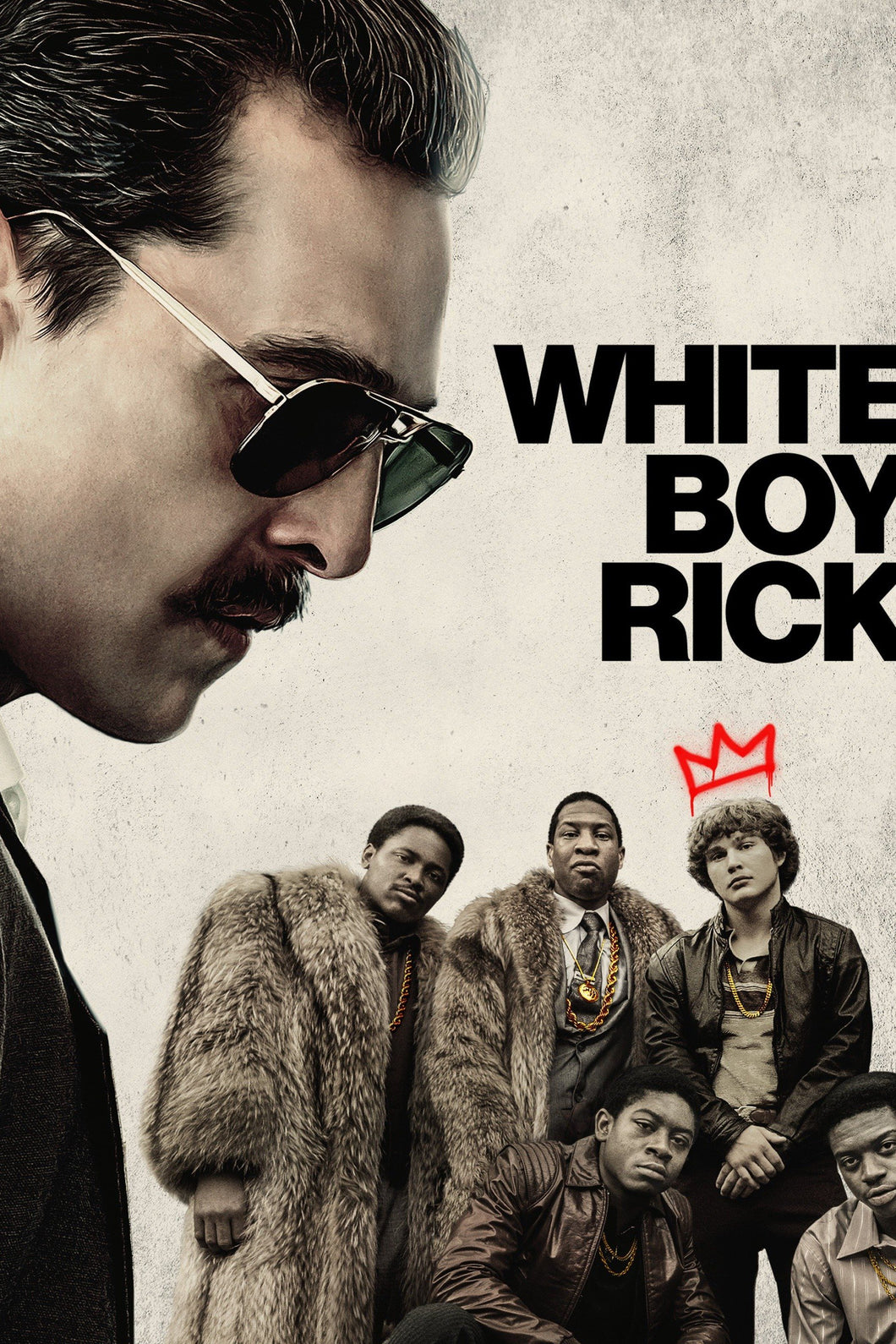 White Boy Rick | HD Movies Anywhere Code Ports to Vudu, iTunes, GP - Movie Sometimes