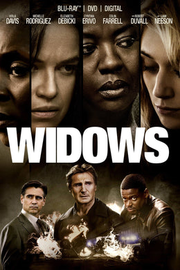 Widows | HD Movies Anywhere Code Ports to Vudu, iTunes, GP - Movie Sometimes