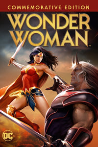 Wonder Woman (Commemorative Edition) | HD Movies Anywhere Code Ports to Vudu, iTunes, GP - Movie Sometimes