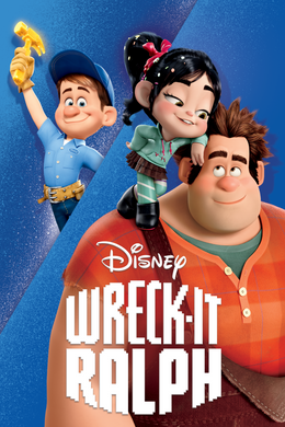 Wreck-It Ralph | HD Google Play Code Ports to Movies Anywhere, Vudu, iTunes - Movie Sometimes