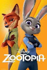 Zootopia | HD Google Play Code Ports to Movies Anywhere, Vudu, iTunes - Movie Sometimes