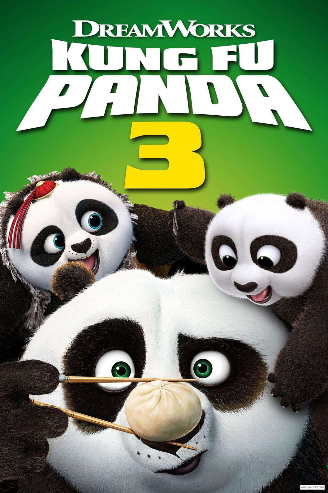 Kung Fu Panda 3 | HD Movies Anywhere Code Ports to Vudu, iTunes, GP - Movie Sometimes