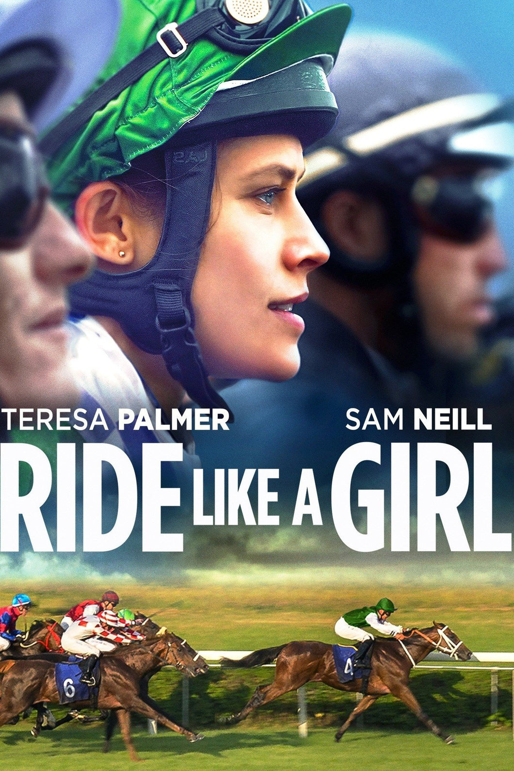 Ride Like A Girl | HD Vudu or iTunes Code - Movie Sometimes