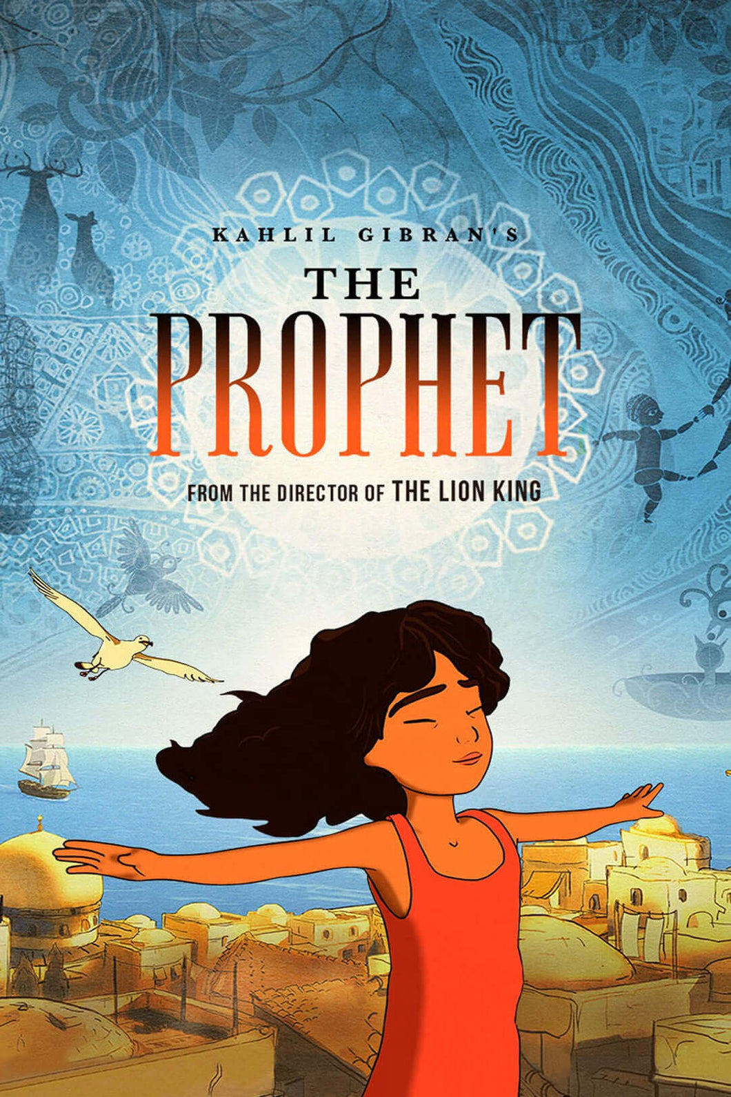Kahlil Gibran's The Prophet HD Movies Anywhere - Vudu, iTunes