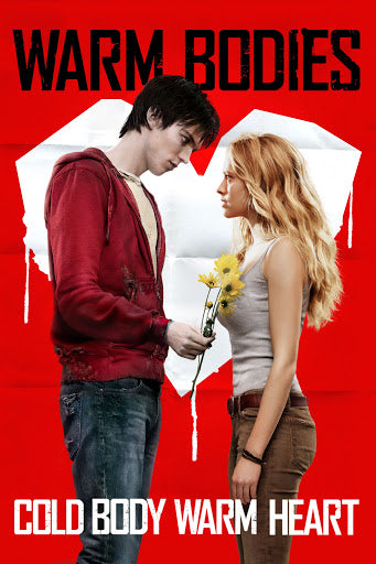 Warm Bodies HD Vudu or iTunes