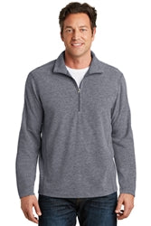 Men's 1/4 Zip Fleece - Subject to change