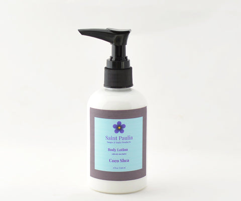 Coco Shea Body Lotion