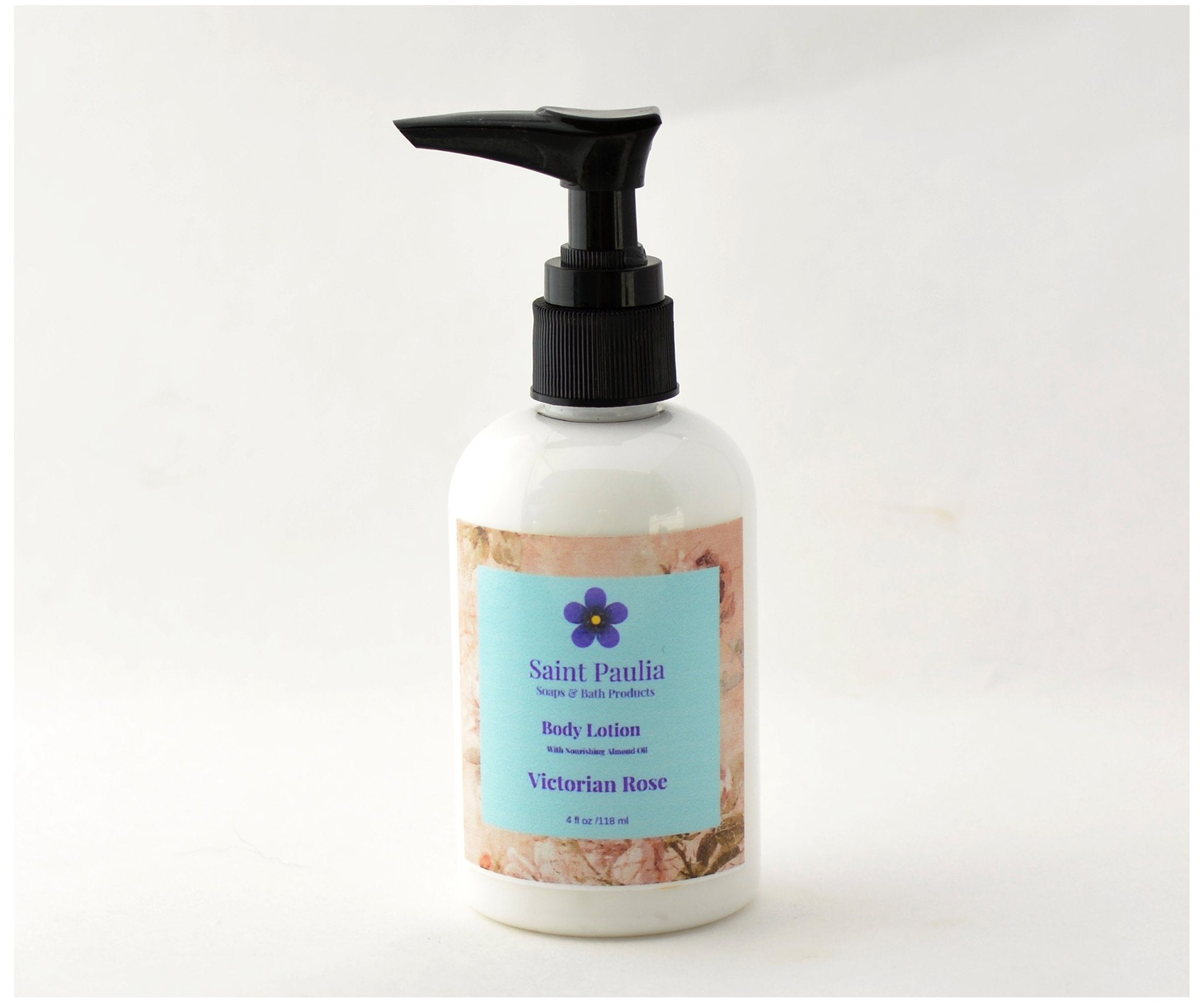 Victorian Rose Body Lotion