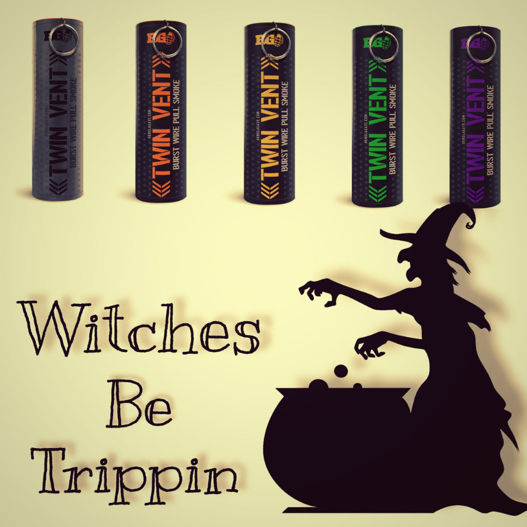 Witches be Trippin Halloween Pack