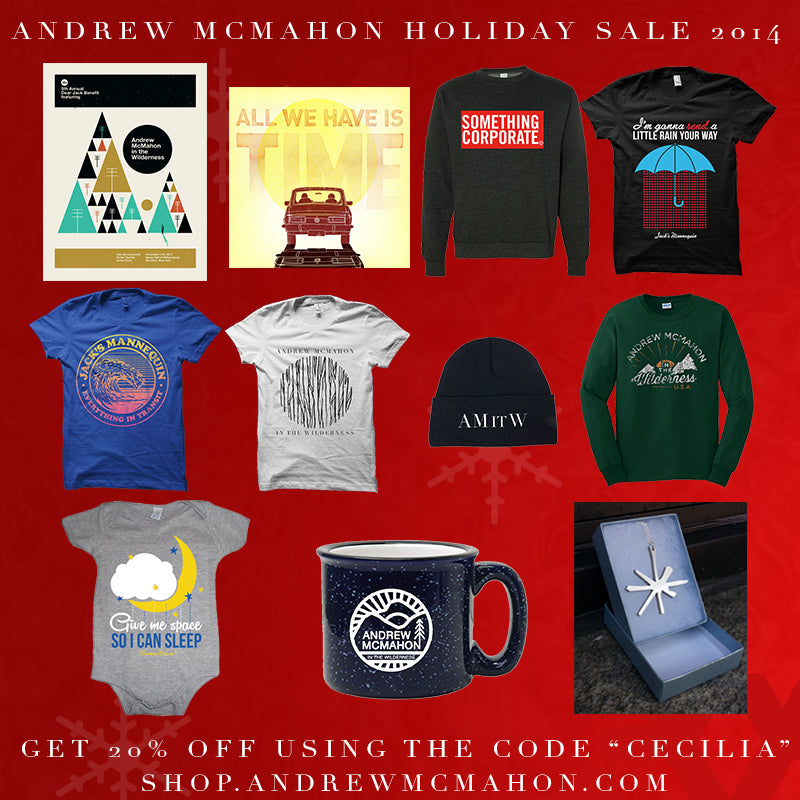 andrewholidaysale