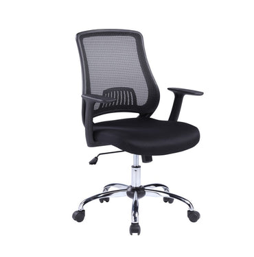 Mid Back Mesh Office Chair 1125 Black