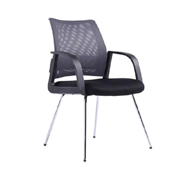 Low Back Mesh Chair 0127B Black
