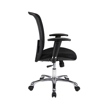 Mid Back Mesh Office Chair 0194A Black