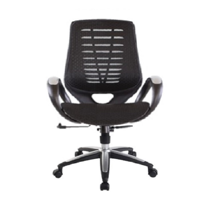 Mid Back Mesh Office Chair 1X11A Black