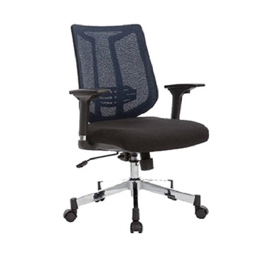 Mid Back Mesh Office Chair 1X12 Black