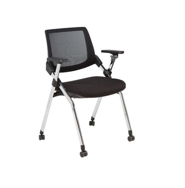 Foldable Training Mesh Chair – 01X16A
